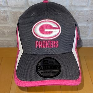 New Era 39Thirty Green Bay Packers BCA Fitted Hat